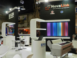Stand Epson 3