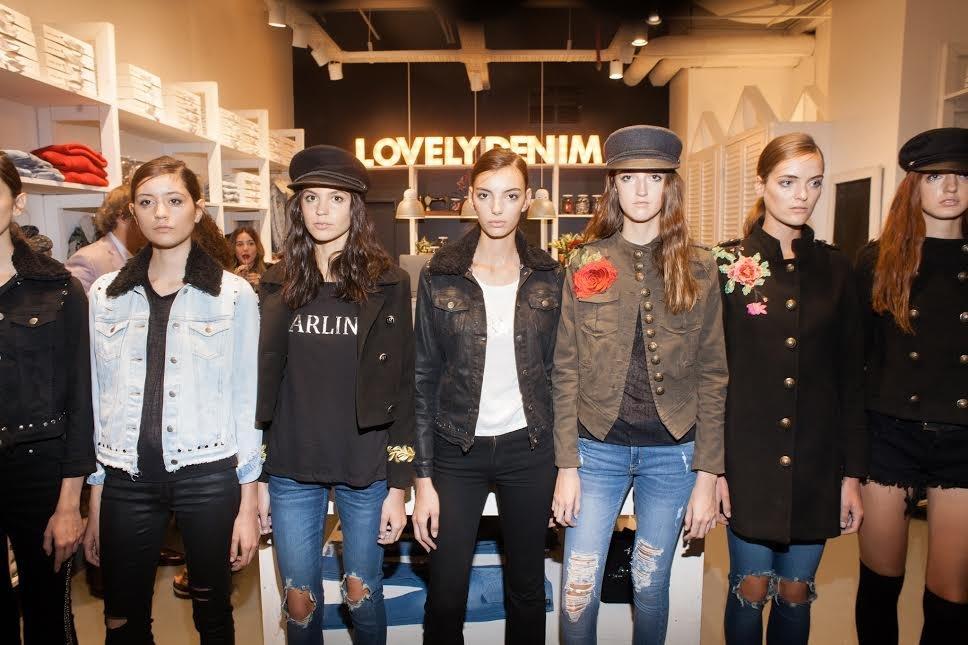 Lovely Denim presenta LC&LD Lovely Denim x Lucía