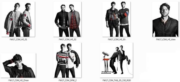 Hilfiger Chainsmokers De A Tommy The La Anuncia Como Embajadores xq1PdI